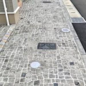 スタンプコンクリート14